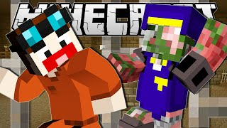 Minecraft | ESCAPING THE PRISON!! |...