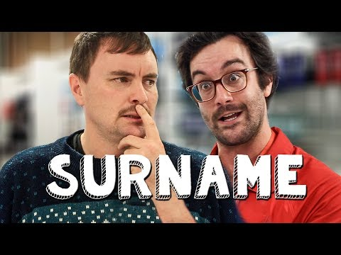 Surname - Bored Ep 117 (When customers don't listen) | Viva La Dirt League (VLDL)