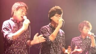"""名古屋アカペラサークルJP-act サマーライブ2016""""Nameless Star"""" バンド..."""