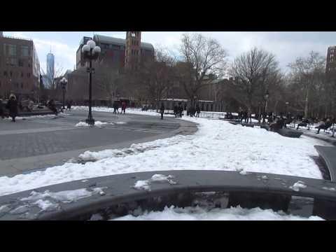 Washington Square Park, New York