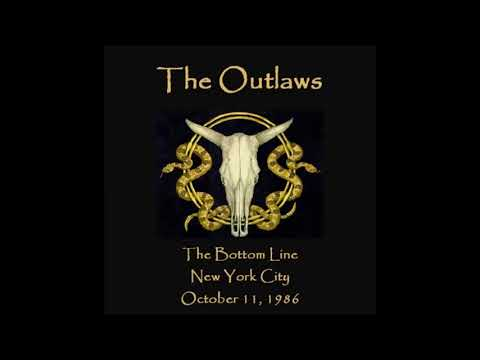 The Outlaws - 06 - Cold harbor (New York - 1986)