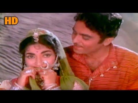Tum Toh Pyar Ho [HD] - Mohd Rafi & Lata - Sehra (1963)
