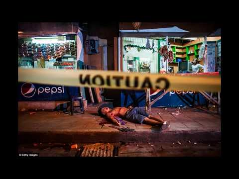 War on Drugs here in the Philippines