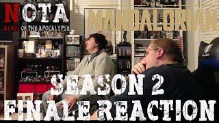 The Nerds react to the end of The Mandalorian Season 2! (spoilers)