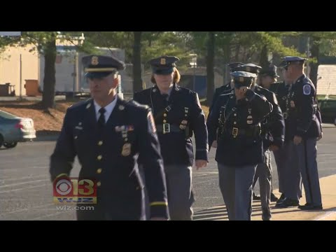 Hundreds Pay Their Final Respects Before Sean Suiter Is Laid To Rest