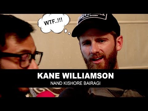 Kane Williamson | Nand Kishore Bairagi - नन्द किशोर बैरागी | RJ Kisna|Sunrisers Hyderabad | IPL 2018