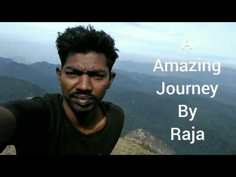 Trekking to VELLAIYANGIRI hills