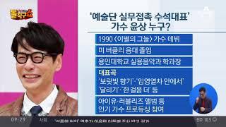 윤상, 北 현송월과 판문점에서 만난다