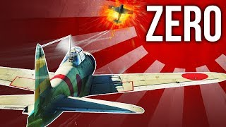 Playing on the Zero / War Thunder
