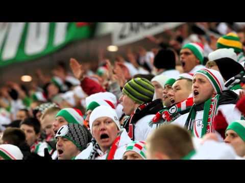 Legia Legia Legia Legia gol!