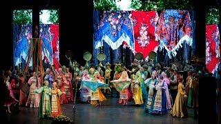 �������� ���� Уральский народный хор. Юбилей 70 лет. Голоса уральских гор. 2.12.2013 ������