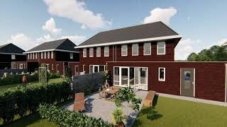 Boornbergum nieuwbouwwoningen | korte versie