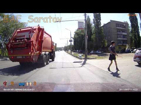 Добрый Саратов. Помощь на дороге. #5.