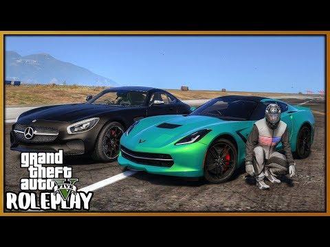 GTA 5 Roleplay - Pink Slip Drag Racing Event | RedlineRP #677