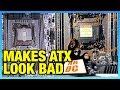 EVGA X299 Micro2 VRM Analysis: Making ATX Boards Look Bad