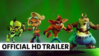 Crash Bandicoot 4: It's About Time PS5 Trailer | PlayStation State of Play