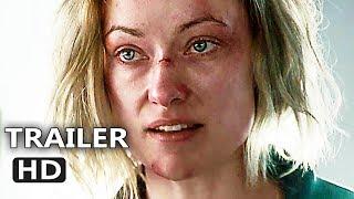 A VIGILANTE Official Trailer (2019) Olivia Wilde, Thriller Movie HD