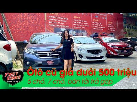 Tài chính dưới 500 triệu thì mua được xe nào ?? Báo giá ô tô cũ giá rẻ dưới 500 triệu. Bao test hãng