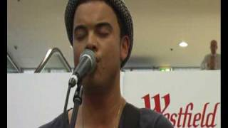 Guy Sebastian - Climb Every Mountain @ Westfield Liverpool LILT album signing