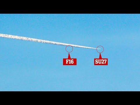 Why Russia and China Still Fear the F16 Fighting Falcon? (f-16 dogfight)