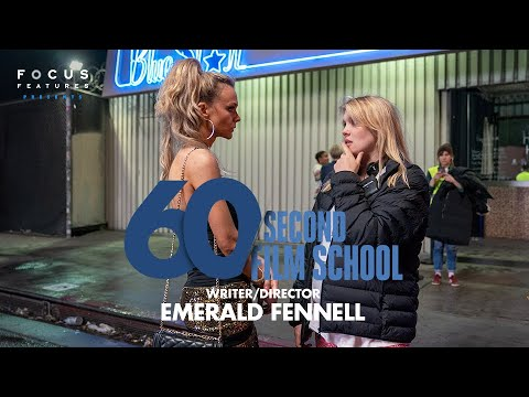 60 Second Film School | Promising Young Woman's Emerald Fennell