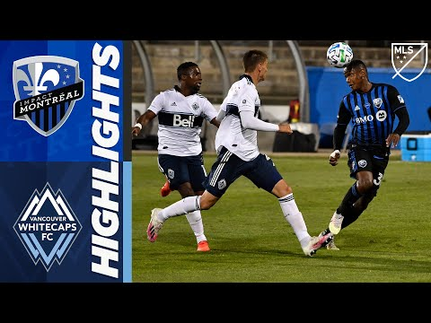 Montreal Impact Vancouver Whitecaps Goals And Highlights