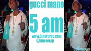 Download GUCCI MANE - 5AM [BRAND NEW - RELEASED TODAY] MP3 song and Music Video