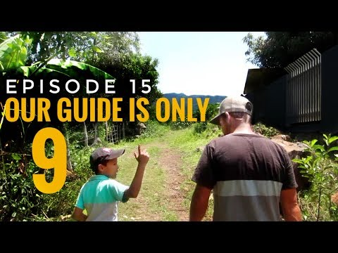 Our Guide was 9 Years Old: Travel Adventure in Mexico (Travel Vlog) Ep.15