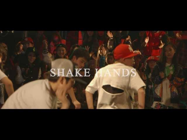 映画『SHAKE HANDS』特報