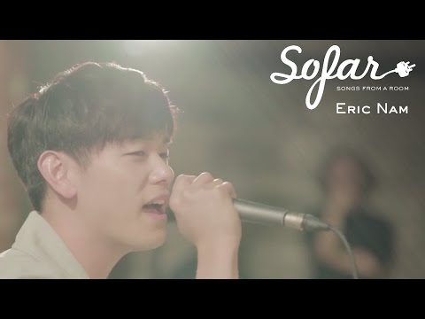 Eric Nam  - Good For You | Sofar Seoul