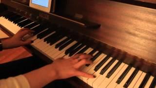 Mümin Sarıkaya - Ben Yoruldum Hayat Piano Cover