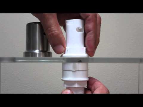 water softener hookup