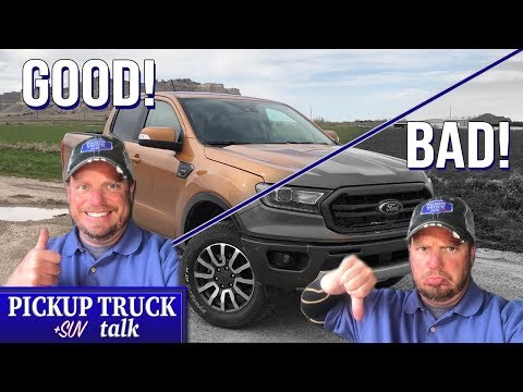 5 Good/Bad Things About 2019 Ford Ranger - What You REALLY Need to Know
