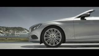 """فيديو جميل من مرسيدس بنز بعنوان """"السرعة والأناقة"""""""