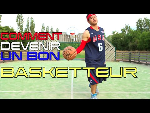 comment devenir un bon basketteur - le rire jaune