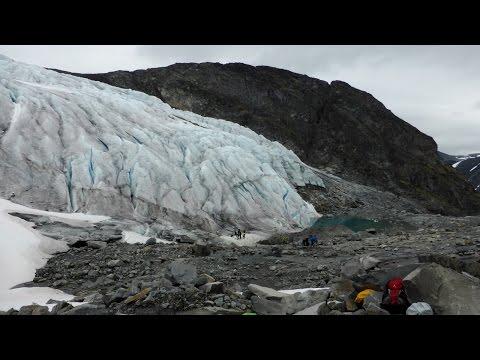 Svellnosbreen Glacier, Jotunheimen, Norway - 19 July 2016