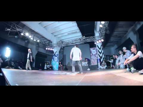 SDK Urban Collision | HipHop Male | Kryak vs V-Tech