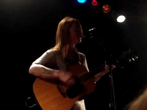 Aaron Gillespie acoustic live (Reinventing your exit)