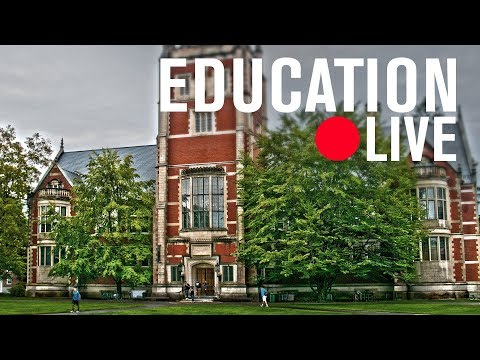 Saving the liberal arts: Bridging the divide between education and employment | LIVE STREAM