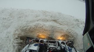 A Canadian Winter MotoVlog - Plowing with ATV (Yamaha Kodiak 450)(, 2013-12-28T05:10:01.000Z)