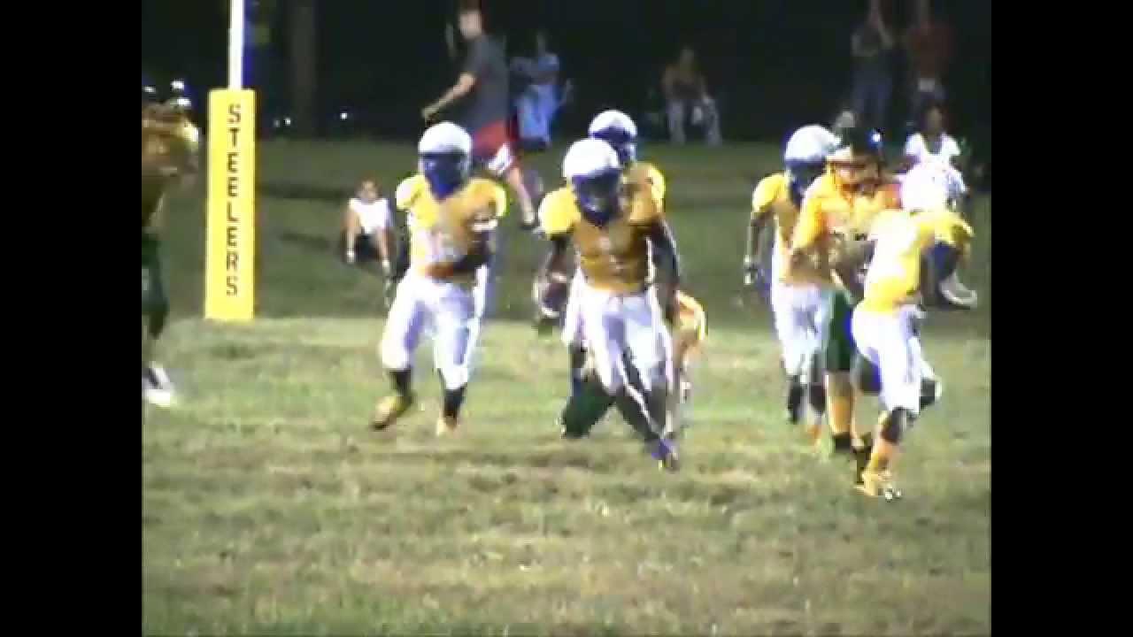 Woodbury midget football