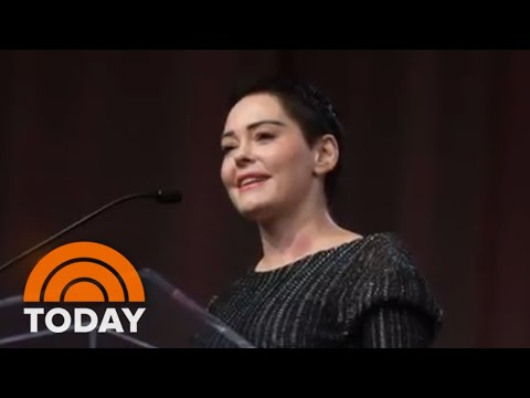 Rose McGowan Distances Herself From Asia Argento In New Statement  TODAY