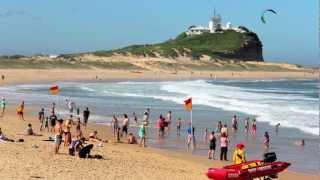 Best Beach In The World - Newcastle, Australia