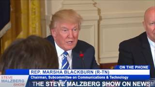 Malzberg | Rep. Blackburn: Trump Has Done All He Can, Doing Right by Insisting on Health Care Vote