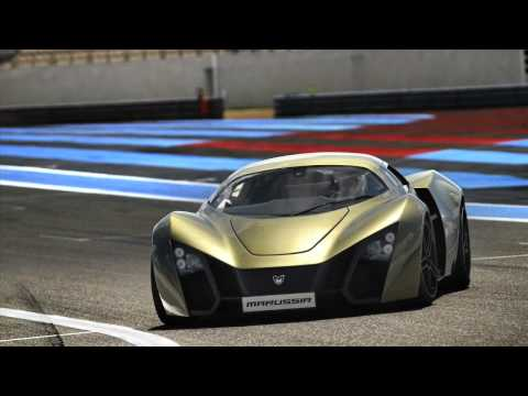 Marussia B2 SuperCar Sold Out