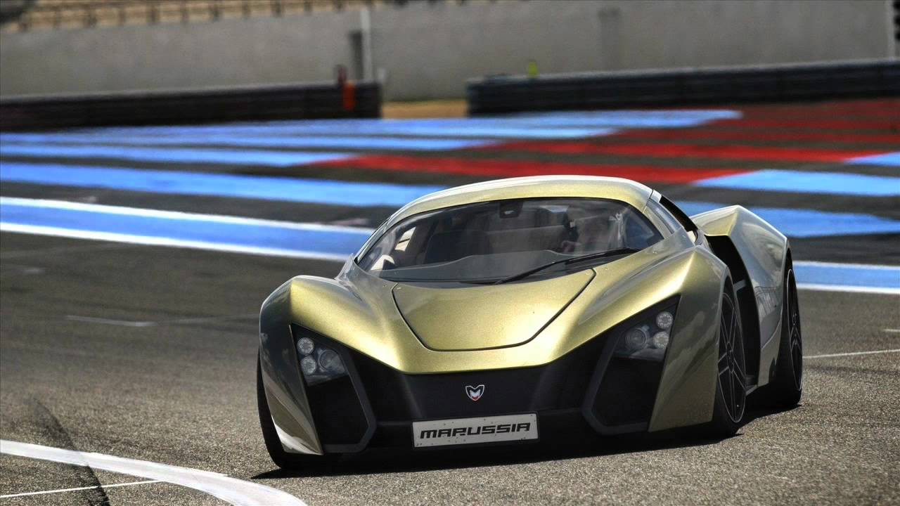 Bon Marussia B2 SuperCar Sold Out   YouTube