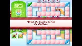 Candy Crush Jelly Saga Level 915 (No boosters)