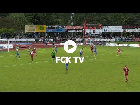 Highlights: Skive IK 0-3 FCK