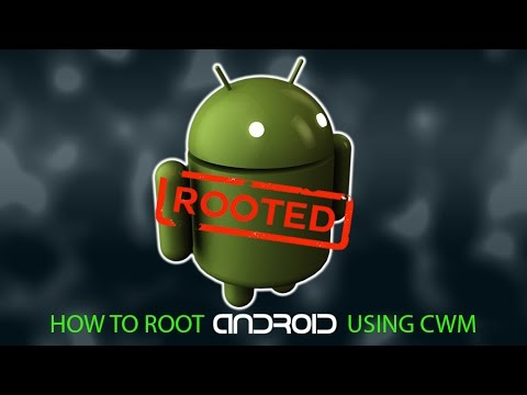 How To Root Any Android Using CWM Recovery