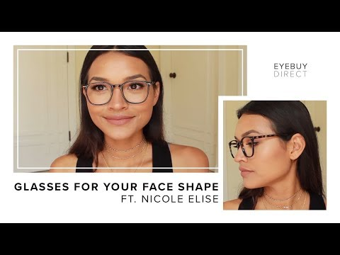 how-to-find-glasses-that-fit-your-face-shape---square/round-faces-|-eyebuydirect-x-nicole-elise